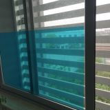 Устойчивость к ультрафиолетовому излучению Sticky окна Защитная пленка