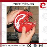 Bloccaggio rosso della valvola a saracinesca di colore campione di nuove e vendite calde