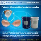 Borracha de silicone da carcaça da vida para o sutiã falsificado em China