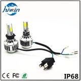 Licht des Yourparts Motorrad-LED mit 18W 24W H4 weißes und blaues Licht (YP-Mini-H4)