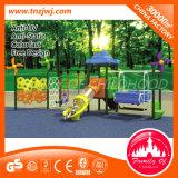 Qualität Plastic Swing Playset Garten Swing mit Climbing Frame