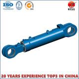 De dubbelwerkende Hydraulische Cilinder van de Zuiger voor Speciale Apparatuur