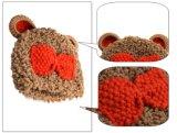 Beanie шлема панды медведя Knit 2016 рук