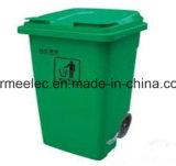 Modelagem por injeção plástica de lata de lixo do molde do balde do lixo