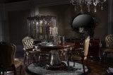 古典的な木の食堂家具Lfの円卓会議
