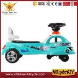 Sin paseo eléctrico de los juguetes de los niños en el coche