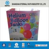 cilindro de gas del helio del globo de la alta calidad 22.3L