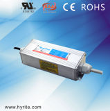 A tensão constante 12V 60W Waterproof o excitador do diodo emissor de luz com UL