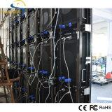 P5 실내 HD는 호리호리한 임대료 발광 다이오드 표시 위원회를 방수 처리한다