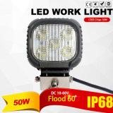 50Wクリー族LEDの働くライト(4800lm、IP68は防水する)
