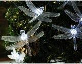 Lichte Libel van het Koord van de zonneMacht de 20-geleide voor het nieuw-Jaar van het Huwelijk van Kerstmis links-Ss06