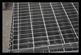Populäre Größe Galv Stahl-Vergitterung