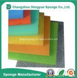 Het milieuvriendelijke Schuim/de Spons van de Filter van de Airconditioner van de Douane Wasbare