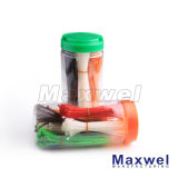 Serres-câble en nylon auto-bloquants de plastique de serre-câble de RoHS