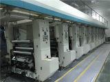 Utilizado de la impresora de alta velocidad automática del rotograbado de la película plástica