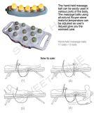 Calor Infrarrojo Cuidado de la Salud NUGA Mejor Igual Cama del masaje del jade