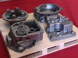 、鉄の鋳造砂型で作って、鋳造の部品は、ケースの鋳造を岩山騙す