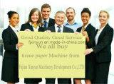 Pañuelo de papel de papel higiénico plegable automático completo que hace la máquina Precio