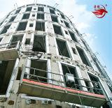 Berço da construção Zlp500 para a manutenção dos prédios