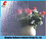 Figura desobstruída barata vidro de Mistlite de teste padrão de vidro de /Clear Moran do Patten de vidro da microplaqueta de /Glue/Morgon