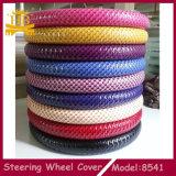 다채로운 단순한 설계 PU 물자 차 Ssteering 바퀴 덮개?
