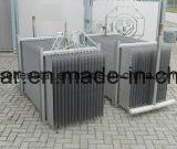"Cambista de calor inoxidável da canaleta da largura da placa de aço de cambista de calor ""316 da recuperação de calor Waste """