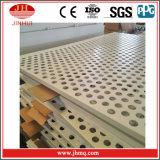 Feuille perforée d'aluminium enduit de l'usine PVDF de Foshan (Jh102)