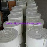Productos incombustibles de la serie de la fibra de cerámica de la manta de aislante de calor