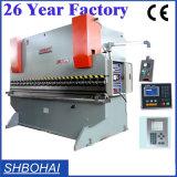 Тормоз гидровлического давления качества Wd67y 100/4000, машина гибочного устройства металлического листа