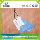 Высокое качество Customized Logo Paper Printed Hang Tag для Garment