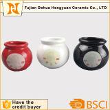 L'insieme foggiante a coppa di ceramica medico della Cina di disegno tradizionale