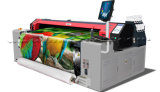 Art Paintings Advertizing Digital Textile Printer 1.8m 3.2m Optional