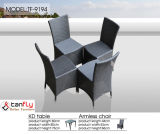 Resina Wicker Outdoor Chair Rattan Patio Garden Furniture