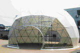 tenda della cupola dell'acciaio di 6-24m per il partito /Living