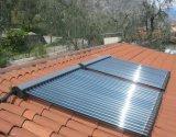 Colector solar a presión del tubo de calor para la calefacción por agua