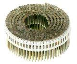 Prego liso da bobina do fio da pata de 0 graus 1.6X18mm