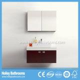 Изделия высокой ванной комнаты MDF картины лоска деревянной санитарные можно подгонять (BF138D)
