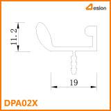 Traitement en aluminium de profil d'extrusion de Dpa02X