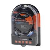 Écouteurs de câble d'aperçu gratuit de la Chine d'écouteur de prix usine