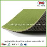 Fácil instalar la estera de goma Maerial del suelo del campo de tenis de interior