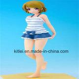Kundenspezifische reizvolle Mädchen 3D Belüftung-Figürchen-kundenspezifische Vorgangs-Abbildung