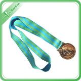 Bester Preis-fördernder Geschenk-kreativer Entwurfs-weiches Medaillen-Farbband