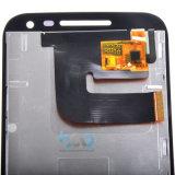 Агрегат экрана касания LCD запасных частей для Motorola Moto G3