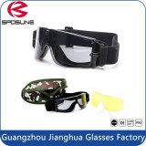 Occhiali di protezione balistici di Shotting di Eyewear di sicurezza antipolvere militare tattica dell'esercito