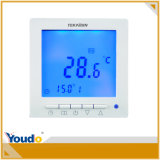 Floor Sensor를 가진 난방 Thermostat Weekly Programmable
