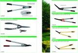 Ножницы изгороди самого лучшего алюминиевого длиннего сжатия ручки резиновый телескопичные