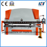 Máquina Eléctrico-Hidráulica del freno de la prensa de la sincronización del CNC de la serie We67k-125X4000