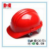 Casque de sûreté de la CE de fournisseur de la Chine pour des ouvriers