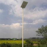 5 лет гарантированности 30W всех в одном солнечном уличном свете с Ce, ISO одобрили (JINSHANG СОЛНЕЧНЫЕ)