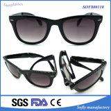 Klassische Form-Entwurfs-Förderung Unseix faltende Sonnenbrillen